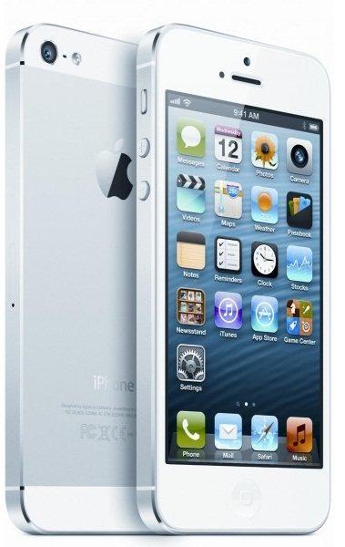 iphone 5 white back colour