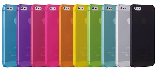 iphone 5s colours