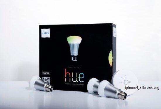 iphone controlled light bulbs