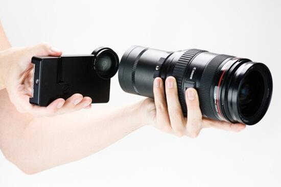 iphone-4 slr-mount-kit