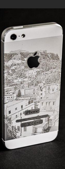 iphone 5_ laser design