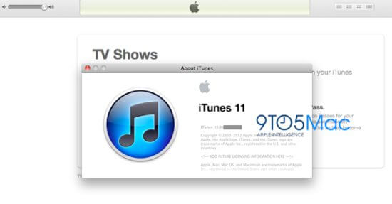 itunes 11 download iOS 6