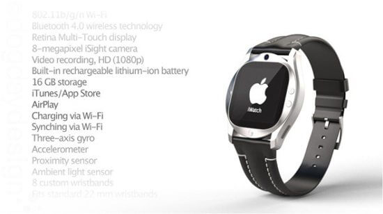 iwatch 2012 iphone 5