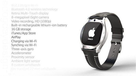 iwatch 2012 iphone 5