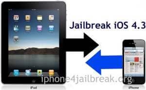 jailbreak iphone ipad 4.3