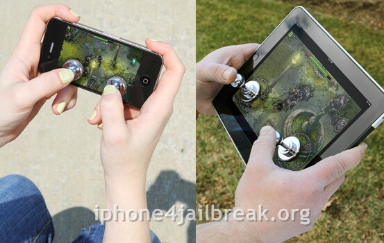 joystick iphone 4 ipod touch 4 ipad