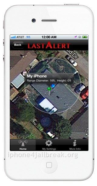 locate find iphone lost