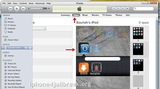 make folders iphone 4 itunes