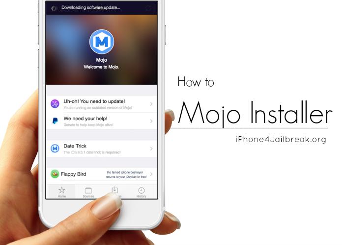 mojo installer iphone 4