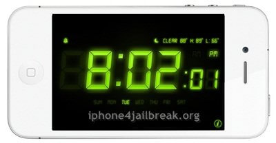 night stand clock for iphone 4