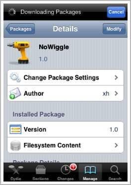 nowiggle jailbreak app