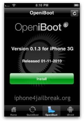 openiboot iphone 4