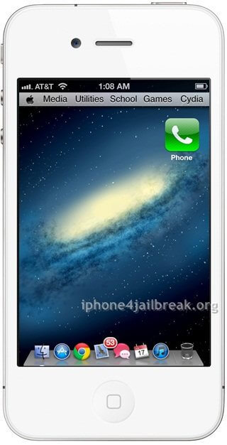 osx theme for iphone download