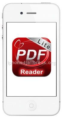 pdf reader app iphone 4