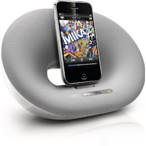 philips portable docking station for iphone