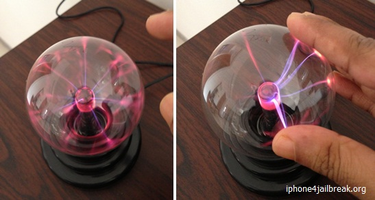 plasma lamp plasma ball