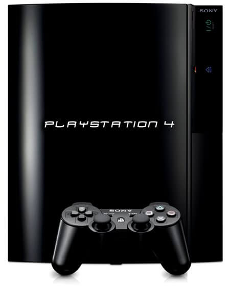 play station 4 ps4