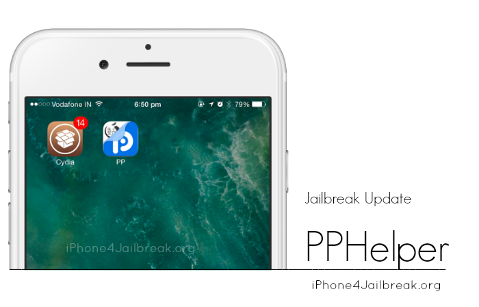 pphelper jailbreak iphone 4