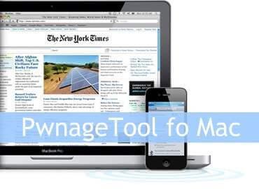 pwnage tool for mac jailbreak