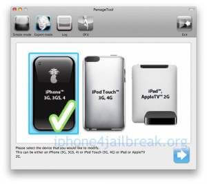 pwnage tool jailbreak iphone 4 ipod touch 4