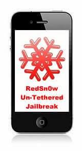 redsnow 0.9.7 b4 jailbreak iphone 4