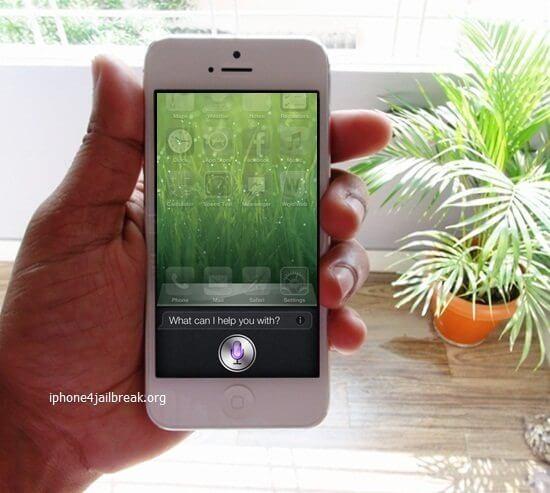 siri iphone 5 message