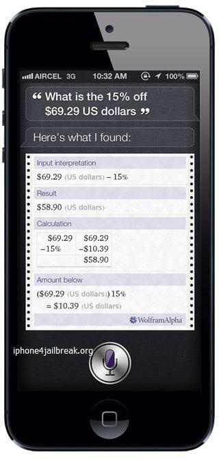 siri tips iphone 5