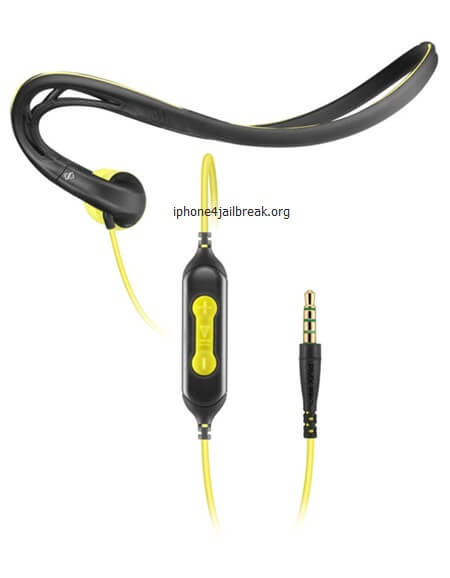 sporty headphones for iPhone 5