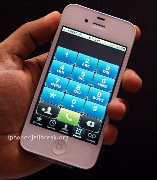 suave dialer theme iphone