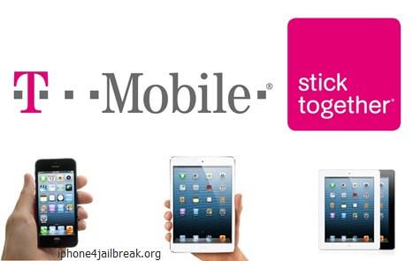 t mobile iphone 5 ipad mini ipad 4