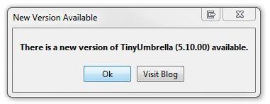 tinyumbrella new version 5.1