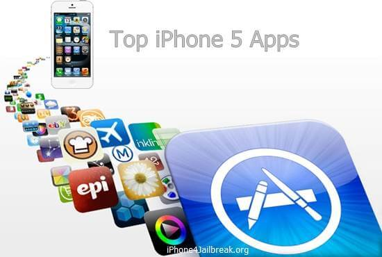 top iPhone 5 apps