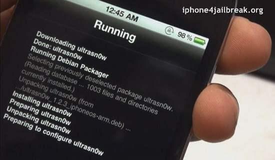 ultrasnow 1.2.3 unlock 4.3.3 iphone 4