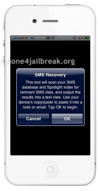 undelete sms iphone 4 sms recovery