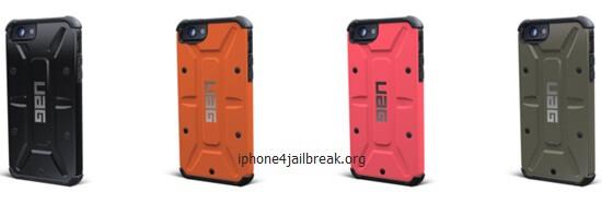 urban armour colours iphone 5 case