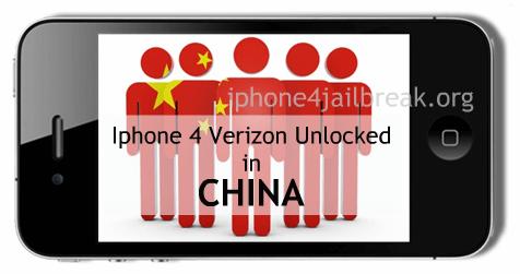 verizon iphone 4 unlock