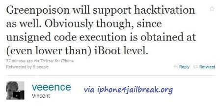 Jailbreak iphone 4 4.1