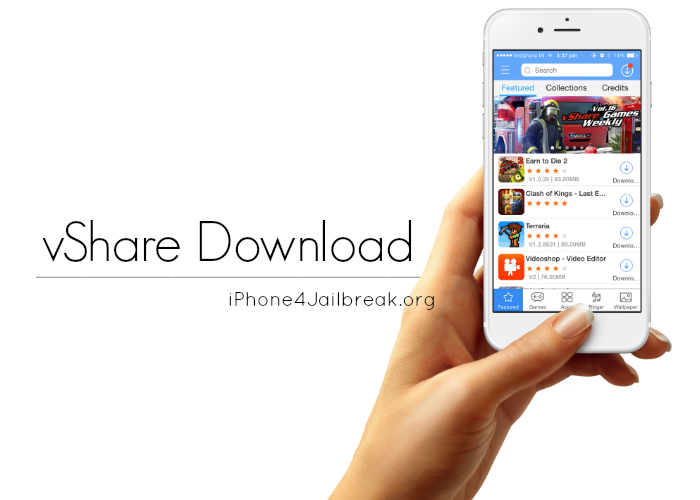 vshare download iphone 4