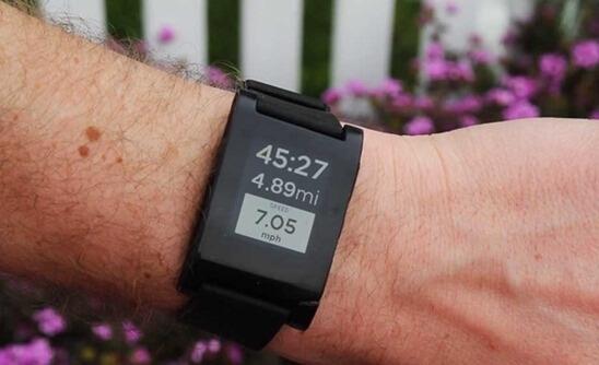 watch pebble
