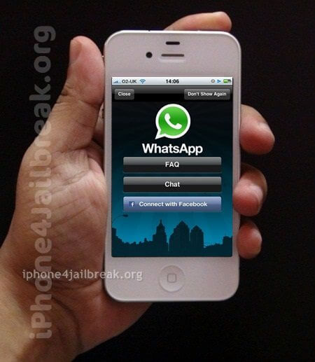 whatsapp review iphone 5