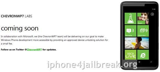 windows phone 7 jailbreak
