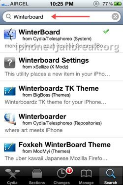 winterboard cydia